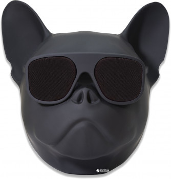 Акустична система Qitech Aerobull XL Black (QT-dog-XLbk)