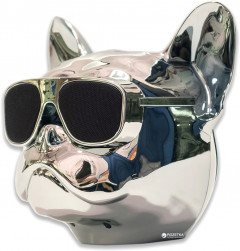 Qitech Aerobull XL Chrome (QT-dog-XLCh)