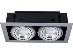 Светильник Downlight Nowodvorski 9572 Downlight Silver