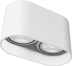 Светильник Downlight Nowodvorski 9241 Oval White