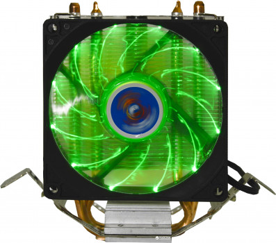 Кулер Cooling Baby R90 Green Led