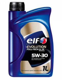 Моторное масло Elf Evolution Full-Tech LLX 5W-30 1л