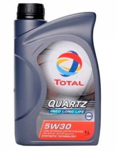 Моторное масло TOTAL QUARTZ INEO LONG LIFE 5w-30 1л