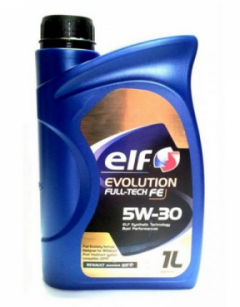 Моторное масло Elf Evolution Full-Tech FE 5W-30 1л