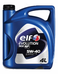 Моторное масло Elf Evolution 900 NF 5W-40 4л