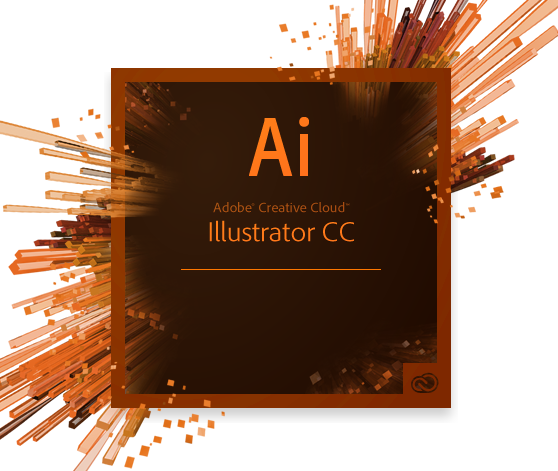 Adobe Illustrator CC Multiple Platforms Multi European Languages License New 1 лицензия ПК на год