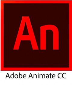 Adobe Animate CC Multiple Platforms Multi European Languages License New 1 лицензия 1 ПК на 1 год (65270422BA01A12)