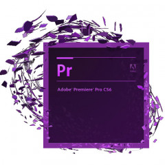 Adobe Premiere Pro CC Multiple Platforms Multi European Languages License New 1 лицензия 1 ПК на 1 год (65297934BA01A12)