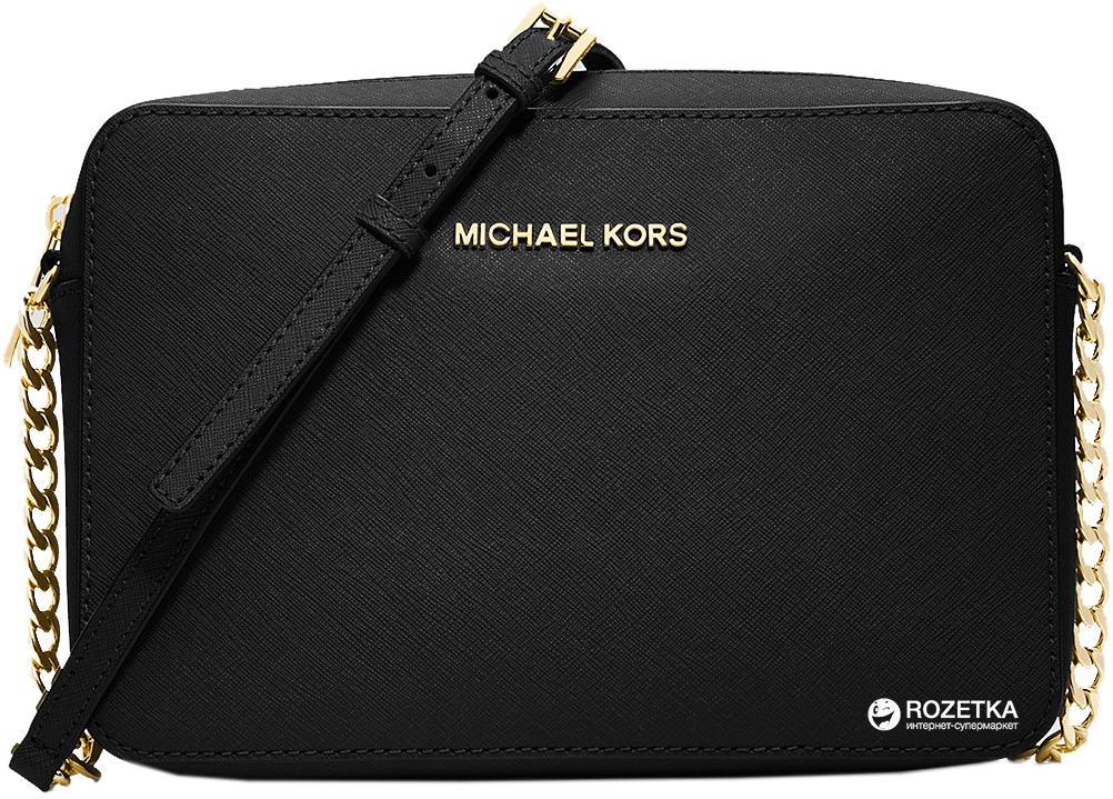 Женская сумка кожаная Michael Kors Jet Set Travel Large 32S4GTVC3L001 d3bd86e21e5