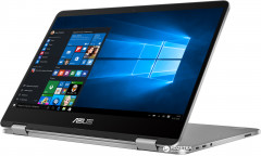 Ноутбук ASUS VivoBook Flip 14 TP401MA-EC001T (90NB0IV1-M00010) Light Grey
