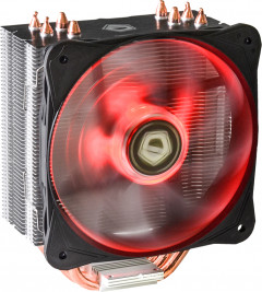 Кулер ID-COOLING SE-214L-R Red LED