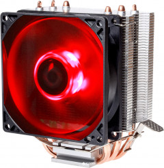 Кулер ID-COOLING SE-903-R Red LED