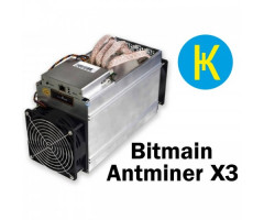 ASIC майнер Bitmain Antminer X3 220 KH/s CryptoNight