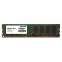ОЗУ Patriot DDR3 8GB 1333Mhz (PSD38G13332)