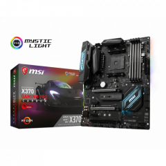 Материнская плата MSI X370 GAMING PRO CARBON (sAM4, AMD X370)