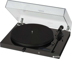 Pro-Ject Juke Box E Piano OM5E Black (9120071651756)