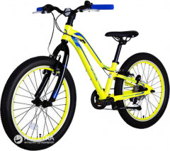 Велосипед Xiaomi QiCycle Young Mountain Bike Yellow (XC200)
