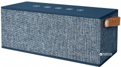 Fresh 'N Rebel Rockbox Brick XL Fabriq Edition Bluetooth Speaker Indigo (1RB5500IN)