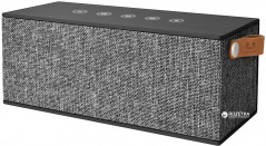 Fresh 'N Rebel Rockbox Brick XL Fabriq Edition Bluetooth Speaker Concrete (1RB5500CC)