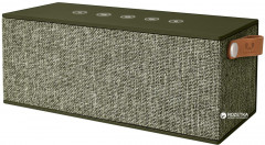 Fresh 'N Rebel Rockbox Brick XL Fabriq Edition Bluetooth Speaker Army (1RB5500AR)