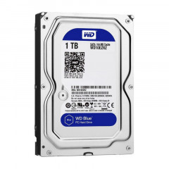 Жесткий диск Western Digital Blue 1TB 5400rpm 64MB WD10EZRZ 3.5 SATAIII