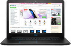 Ноутбук Dell Inspiron G3 17 3779 (G377162S2NDL-60B) Black