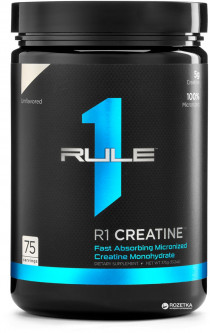 Креатин Rule 1 Creatine 375 г Unflavored (858925004517)