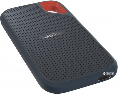 SanDisk Portable Extreme E60 500GB USB 3.1 Type-C TLC (SDSSDE60-500G-G25) External