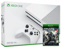 Xbox ONE S 500Gb + Gears of War 4