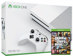 Xbox ONE S 500Gb + GTA 5