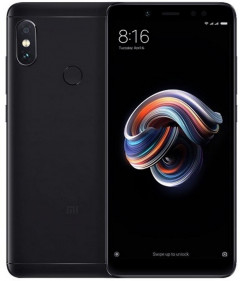 Xiaomi Redmi Note 5 3/32GB Black (Global Rom + OTA)