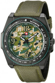 Мужские часы Swiss Military by R 50505 37N V