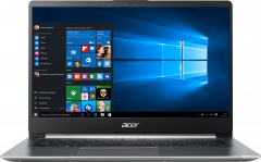 Ноутбук Acer Swift 1 SF114-32 (NX.GXUEU.022) Sparkly Silver