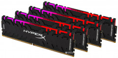 Оперативная память HyperX DDR4-2933 32768MB PC4-23500 (Kit of 4x8192) Predator RGB (HX429C15PB3AK4/32)