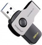 Kingston DataTraveler Swivl 32GB USB3.0 (DTSWIVL/32GB) - зображення 1