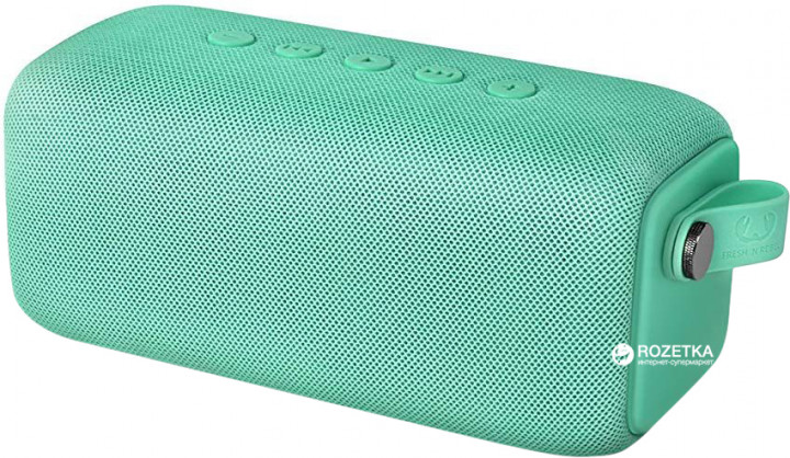 Акустична система Fresh 'N Rebel Rockbox Bold M Waterproof Bluetooth Speaker Peppermint (1RB6500PT) - зображення 1