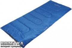 Спальный мешок KingCamp Oxygen Left Dark Blue (KS3122 L Dark blue)