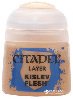 Краска акриловая Games Workshop Citadel Layer Kislev Flesh 12 мл (5011921027668)