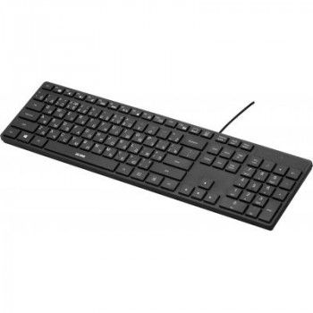 Клавиатура ACME KS07 Slim Keyboard RU, USB (4770070878125)