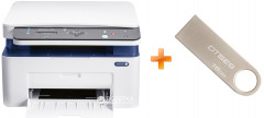 Xerox WorkCentre 3025BI Wi-Fi (3025V_BI) + Флеш память Kingston DataTraveler SE9 16GB в подарок!