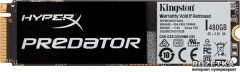 Kingston HyperX Predator 480GB M.2 PCIe 2.0 x4 MLC (SHPM2280P2/480G)