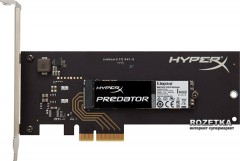 Kingston HyperX Predator 480GB M.2 PCIe 2.0 x4 MLC (SHPM2280P2H/480G)