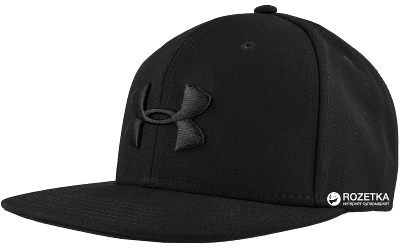 Кепка Under Armour Men s Huddle Snapback 1293407-001 (190085181548) 8a4f931edf36a
