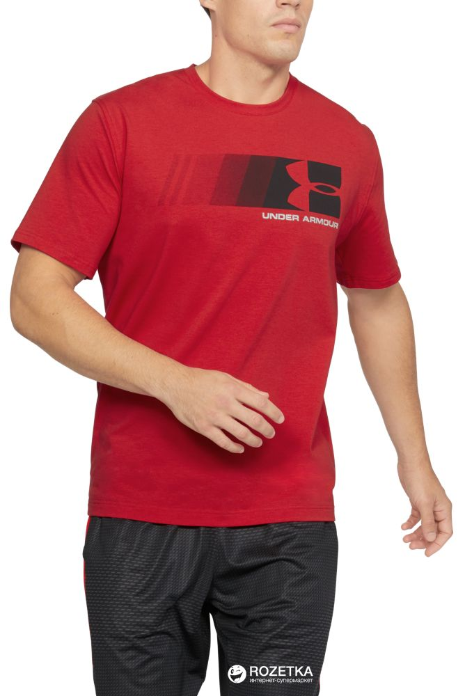 566c7169b2239 Футболка Under Armour Fast Left Chest Update 1305659-600 S (191168956350)