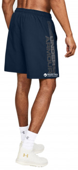Шорти Under Armour Woven Graphic Wordmark Short 1320203-408