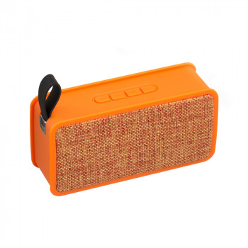 Портативная Bluetootch колонка  MusicBox jc-200 Orange