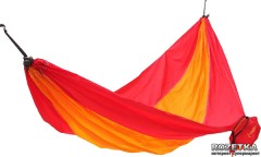 Гамак KingCamp Parachute Hammock Red/Yellow (KG3753 Red/Yellow)