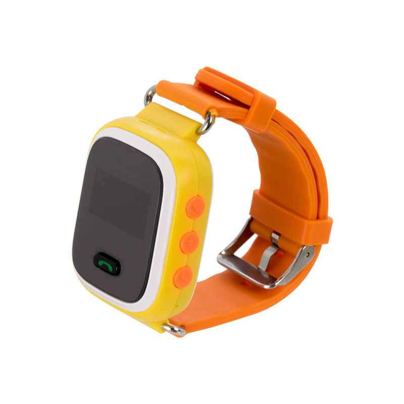 Смарт-часы Smart Baby Watch Q60S Yellow dd4fa0fe7dcc5