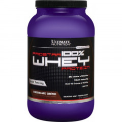Ultimate Nutrition Prostar 100% Whey Protein 907 грамм - Сливки-печенье