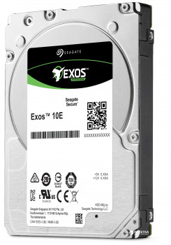 "Жорсткий диск Seagate Exos 10E300 512N 10K HDD 300GB 10000rpm 128MB ST300MM0048 2.5"" SAS"